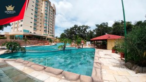 Apartamento de um Quarto a venda em Caldas Novas no Thermas do Bosque - 308