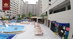 Prive Boulevard Suíte Hotel em Caldas Novas