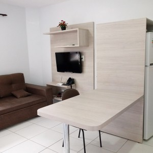 Apartamento a venda no Lagoa Quente Flat Service - 610B